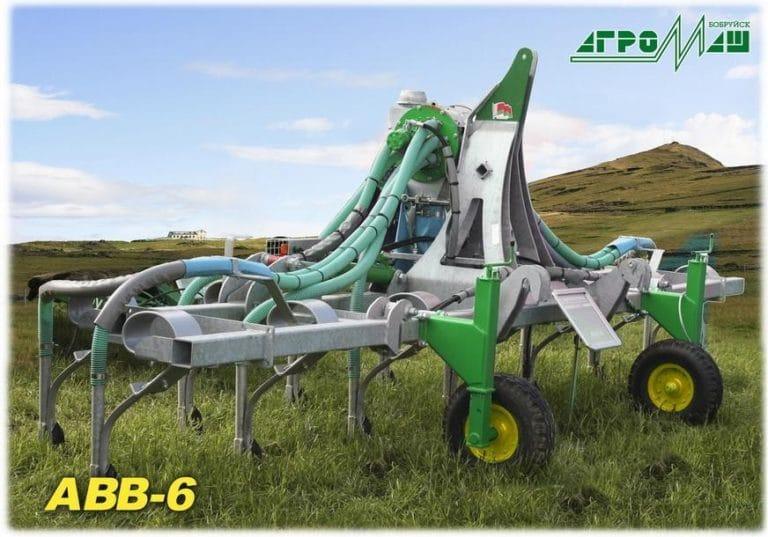 """آداپتور لقاح زیر خاک """"ABB-6"""""""