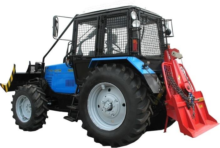"تراکتور لغزش ""BELARUS TTR-401 M"""