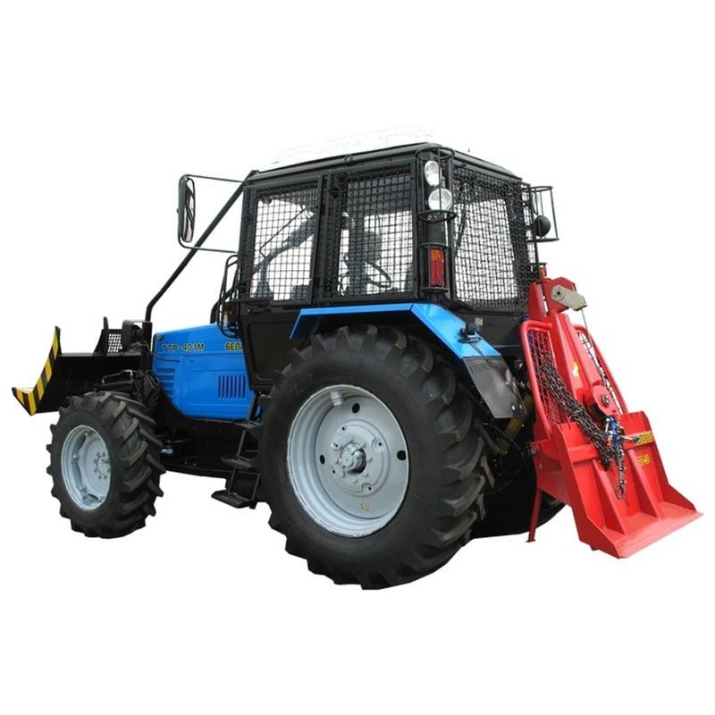 trelyovochnye traktory