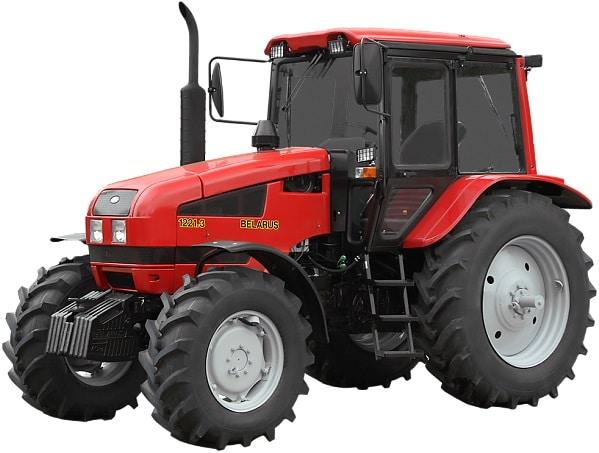 Tractor Belarus 1221.3-732 دو مخزن