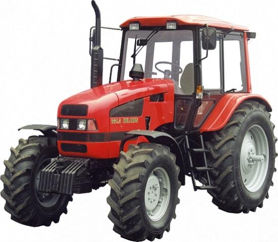 Tractor Belarus 1221.3-751 (مخزن اضافی + سیستم پنوماتیک)