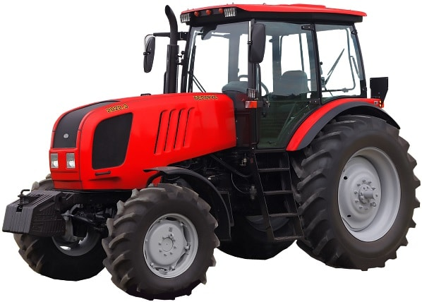 Tractor Belarus 2022V.3-17 / 32 کاهنده هیدرولیک ، معکوس