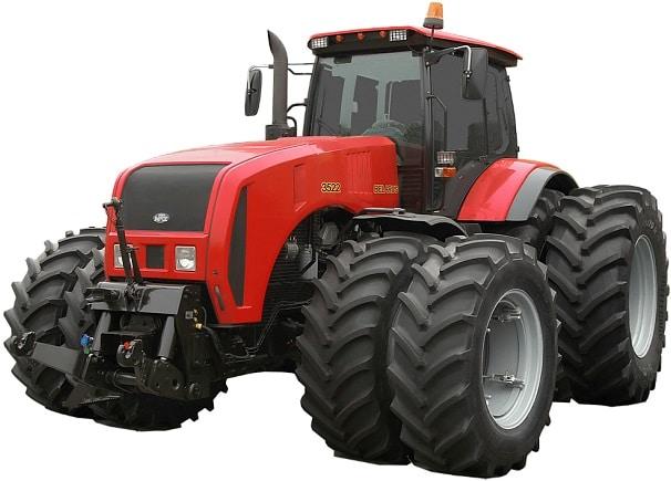 Трактор Беларус 3522-42/95-46/130-34/10